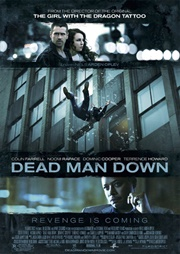 Dead Man Down poster 1
