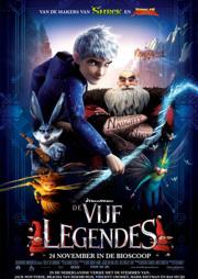 De Vijf Legendes (NL)