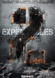 The Expendables 2 poster 2