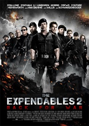 The Expendables 2 poster 4