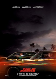 Fast & Furious 5 poster 1