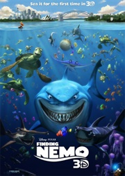 Finding Nemo 3D poster 1