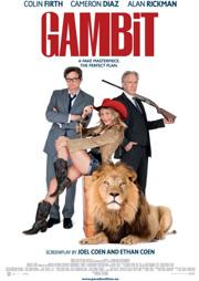 Gambit poster 2