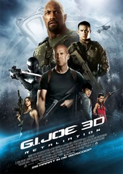 GI Joe retaliation poster 2