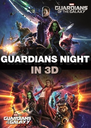 Guardians Of The Galaxy Night