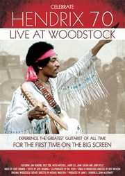 Jimi Hendrix 70 - Live at Woodstock