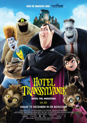 Poster Hotel Transsylvanië: Hotel Vol Monsters 3D