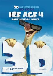 Ice Age 4: Continental Drift (NL)