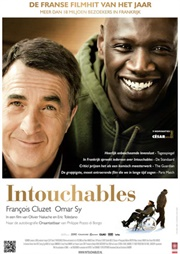 Intouchables poster 2