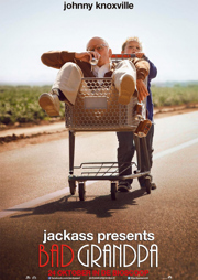 Jackass Bad Grandpa poster 2