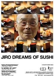 Jiro Dreams of Sushi poster 1
