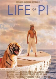 Life of Pi poster 1