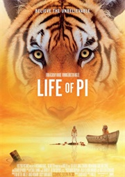 Life of Pi poster 2