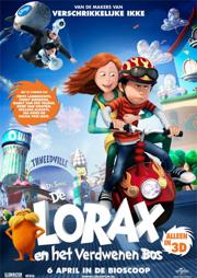 Dr. Seuss' De Lorax en het Verdwenen Bos 3D (NL)