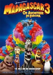 Madagascar 3: Op avontuur in Europa (NL)