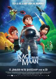 Race naar de Maan (Nederlandse Versie)
