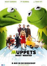 Muppets Most Wanted (NL)