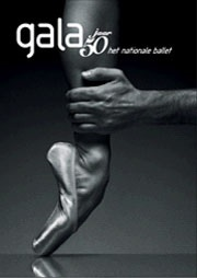 Nationale Ballet 50 jaar poster 2
