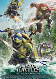 Ninja Turtles: Out of the Shadows