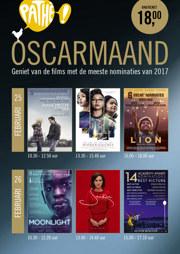 Pathe Oscarweekend 2017 (Zaterdag 25 februari)