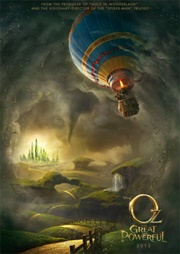 Oz The Great and Powerful poster 1