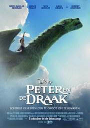 Peter en de Draak (2D NL)