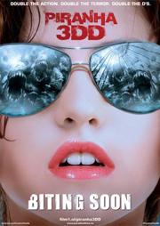 Piranha 3DD poster 2