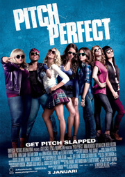 Pitch Perfect poster 3