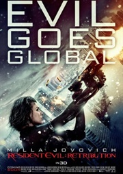 Resident Evil Retribution poster 3