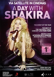 A Day with Shakira