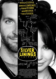 Silver Linings Playbook poster 2