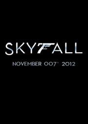 Skyfall poster 1