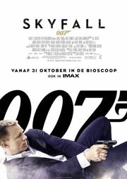 Poster Skyfall 3