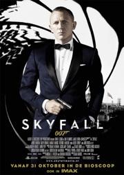 Poster Skyfall 4