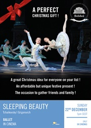 Pathé Ballet: Sleeping Beauty (Recorded)