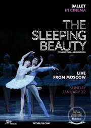 Pathé Ballet: The Sleeping Beauty - live