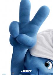 Smurfs 2 poster 2