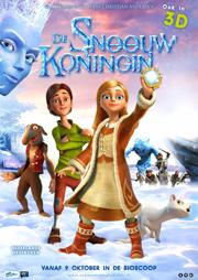 De Sneeuwkoningin 3D (NL)