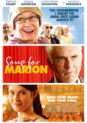 Song for Marion poster 1