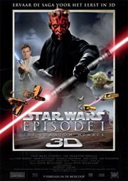 Star Wars Episode 1 (3D)