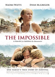 The Impossible poster 2