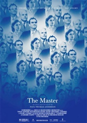 The Master poster 2
