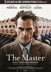 The Master poster 3