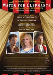 Water for Elephants poster 1