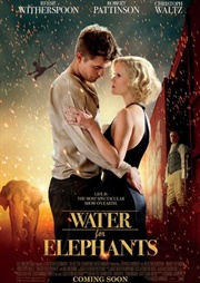 Water for Elephants poster 3
