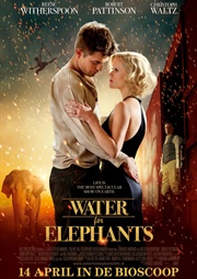 Water for Elephants poster 4 NL