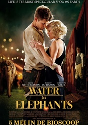 Water For Elephants poster 5