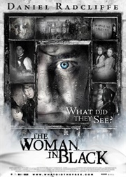 The Woman in Black poster 2