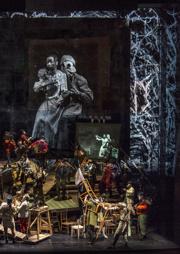Opera: Wozzeck (Berg)