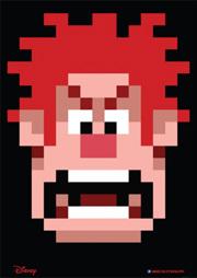 Wreck it Ralph poster 1